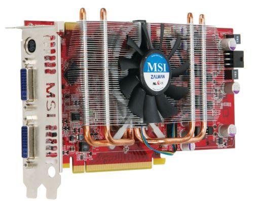 MSI Zilent serisi GeForce 9500GT ve 9800GT modellerini duyurdu