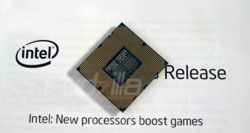 Intel'in 3.2GHz'de çalışan Core i7 işlemcisi görüntülendi