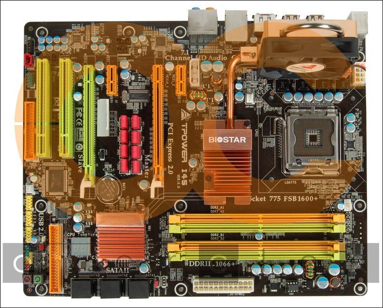 Biostar'ın iddialı modeli TPower I45 üretime hazır