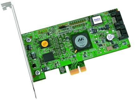 HighPoint'den çift portlu yeni RAID kartı