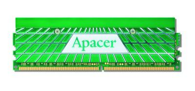 Apacer'den ATi'nin Crossfire teknolojisine sahip DDR2 bellekler
