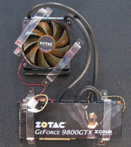 Computex'e doğru: Zotac'dan DisplayPort destekli GeForce 9600GT ve diğerleri