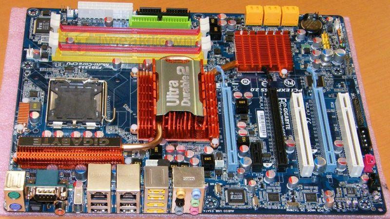 Gigabyte nForce 780i SLI -DS5 satışa sunulmaya hazır