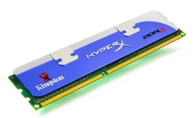 Kingston'ın yeni DDR3 bellekleri SLI sertifikasına sahip