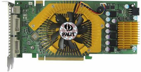 Palit 768MB GDRR3 bellekli GeForce 9600GSO modelini duyurdu