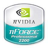 Nvidia sunar : Nforce Professional