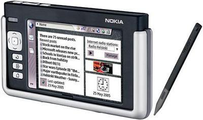 Nokia'dan 770 / maemo ; Cebinizdeki Internet ve Multimedya sihirbazı