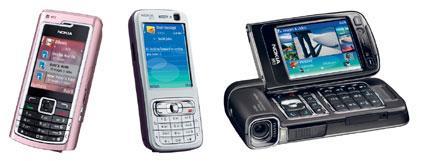 Nokia' nın yeni Nserisi; çıta yükseliyor