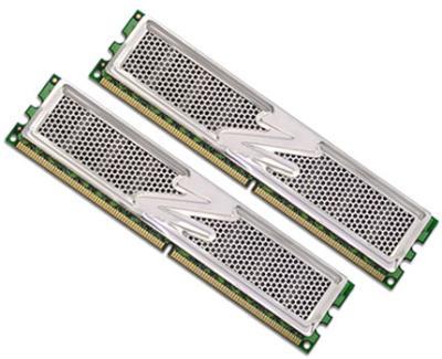 OCZ'nin 4GB'lık DDR2 1066MHz bellek kiti  100 Avro altına geriledi