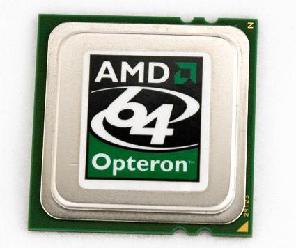AMD  4 doğal çekirdeğe sahip Opteronlar ile iddialı geliyor