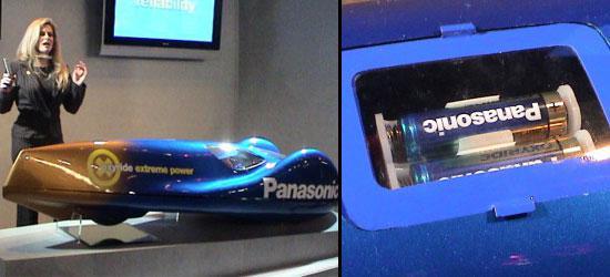 Panasonic'ten Oxyride teknolojisi ile 2 kat daha verimli piller