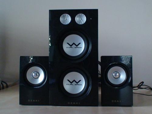 Ozaki WU 440 2.2 dual bass hoperlör seti