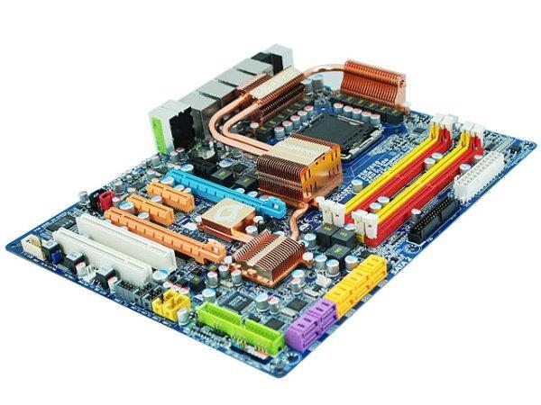Intel'in P45 yonga seti ve Gigabyte P45-DQ6'ya yakından bakış
