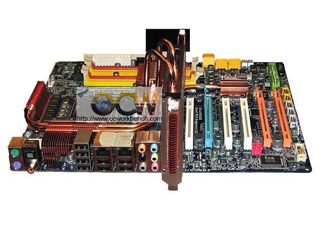 Gigabyte P45 Extreme'in final versiyonu hazır
