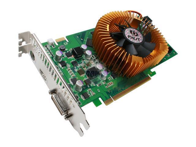 Palit GeForce 9600GT'nin fiyatı 109.9$'a düştü