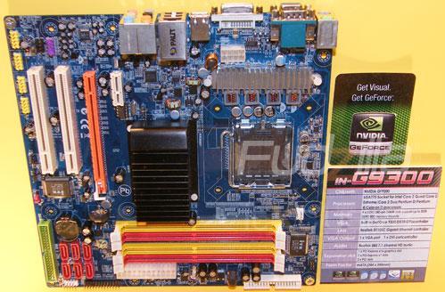 Computex 2008: Palit'den GeForce 9300 yonga setli yeni anakart