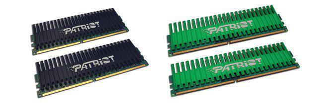 Patriot'tan Viper serisi 4GB kapasiteli 3 yeni DDR2 bellek kiti
