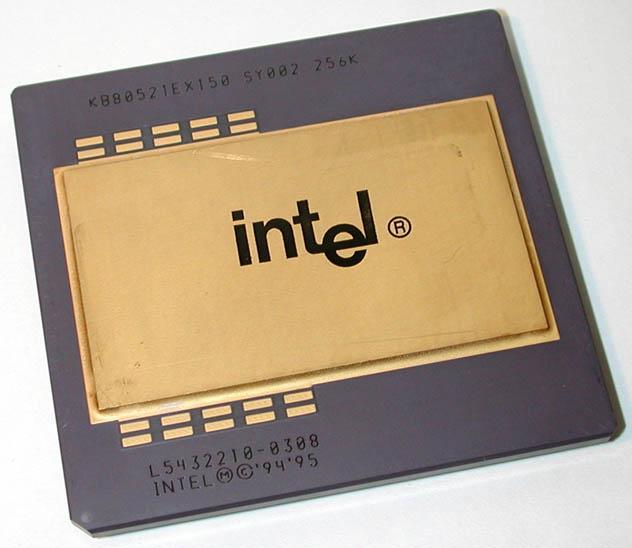 Intel Pentium 15. yaşını kutluyor
