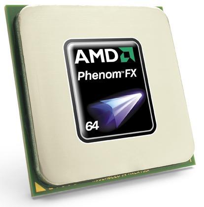 AMD'nin Phenom FX serisi 2009 ilk çeyrekte geliyor