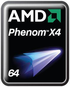 AMD'nin Phenom 9950 işlemcisi 3. çeyrekte geliyor