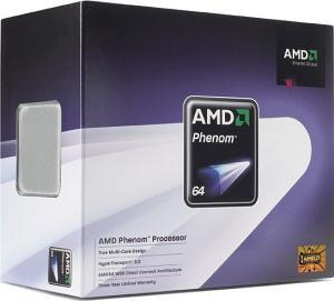 AMD Phenom için yeni fiyat bilgileri
