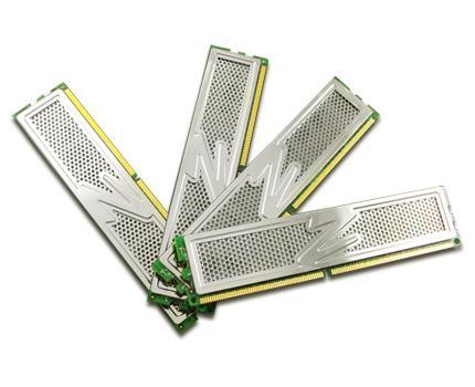 OCZ'den 8GB'lık yeni DDR2 bellek kiti
