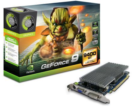 Point of View GeForce 9400GT tabanlı dört yeni model hazırladı
