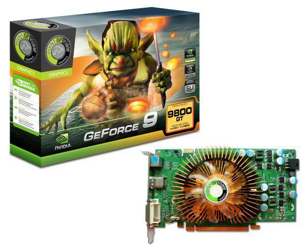 Point of View, GeForce 9800GT tabanlı yeni ekran kartlarını duyurdu