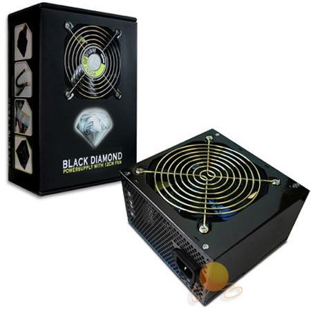 Point of View'ın Black Diamond serisi 500 watt'lık güç kaynağı Türkiye'de