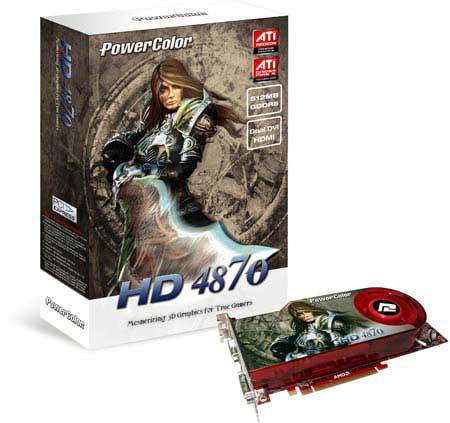GDDR5 bellekli ATi Radeon HD 4870 ilk etapta sınırlı sayıda gelecek