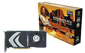 Gainwward'dan 1GB bellekli ve G92 tabanlı 8800GTS