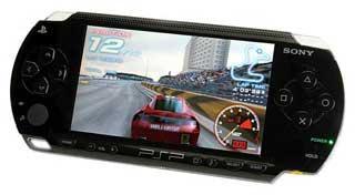 Sony PSP 21 Nisan'da; Avrupa'da