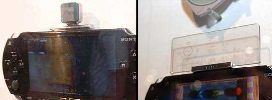 Sony PSP çılgınlığı aksesuarlarla devam ediyor