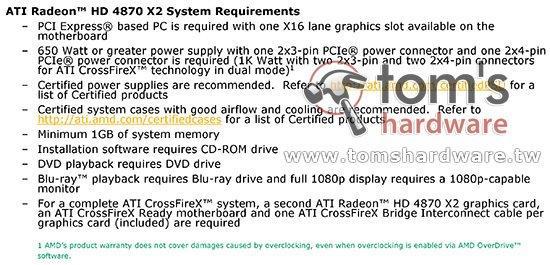 ATi R700 Spartan; 2GB GDDR5 bellekli Radeon HD 4870 X2 mercek altında