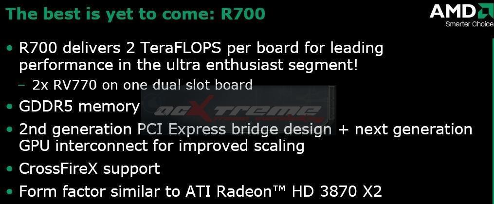 ATi Radeon HD 4870 X2 ile ilgili detaylar gelmeye devam ediyor