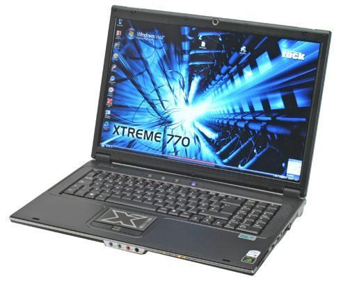Kaya gibi dizüstü bilgisayar: Rock Xtreme 770
