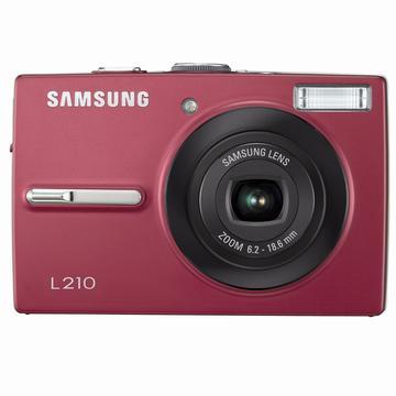 Samsung'dan yeni bir kompak kamera; L210