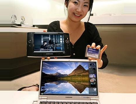 Samsung ve Microsoft Vista'nın SSD performansı üzerine çalışıyor