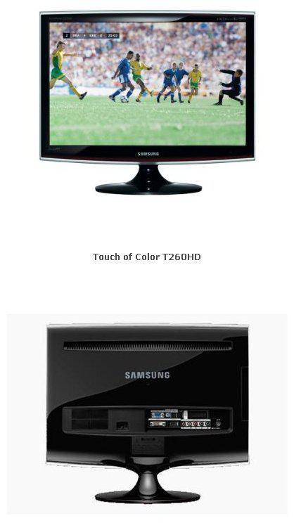 Samsung, Touch of Color serisi dahilinde hazırladığı 3 yeni monitörünü duyurdu