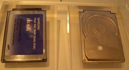 Samsung, 32 GB Kapasiteli SSD Bellek Duyurdu