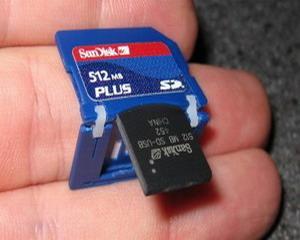 SanDisk' ten iki özellik bir arada  -  USB arabirimine sahip SD Kart