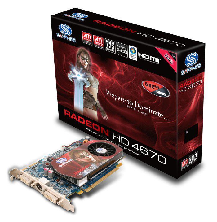 AMD-ATi Radeon HD 4600 serisini resmi olarak duyurdu