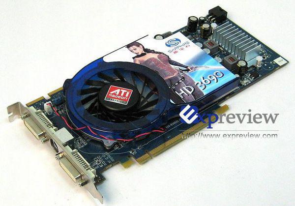 ATi HD 3400, 3600 serisi ve 3690 modelinin tüm detayları, Türkiye satış fiyatları