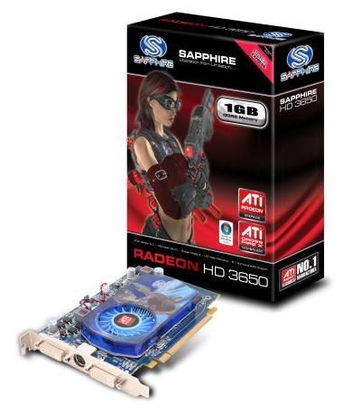 Sapphire 1GB bellekli iki yeni ekran kartını kullanıma sundu