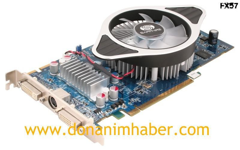 Sapphire'den soğutucusu özel yeni bir Radeon HD 4850 geliyor