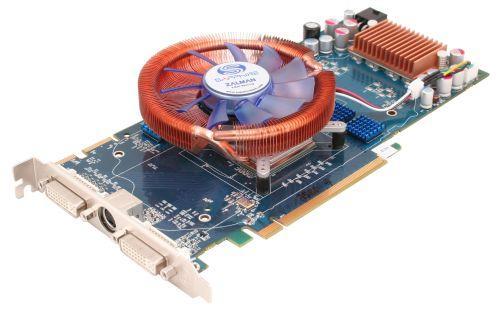 Sapphire Radeon HD 4850 TOXIC'in görselleri hazır