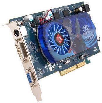 Sapphire'den AGP için yeni ekran kartı; Radeon HD 3650 512MB GDDR3 AGP