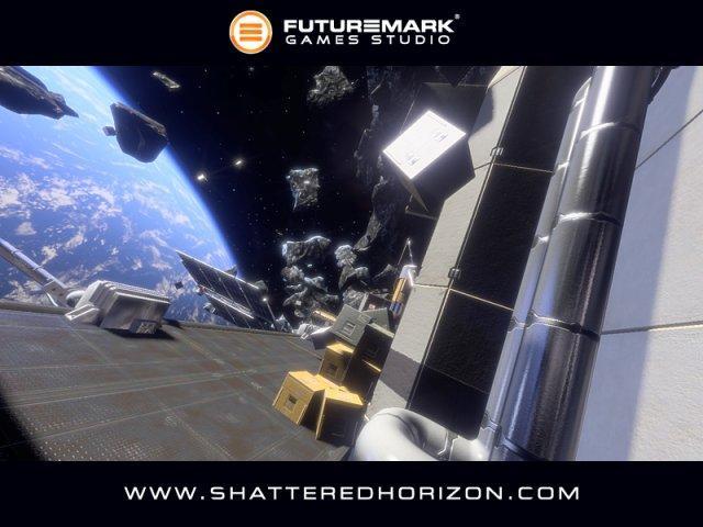 Futuremark ilk oyunu Shuttered Horizon'da PhysX teknolojisini kullanacak
