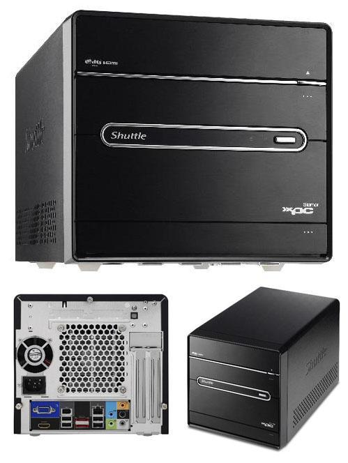 Shuttle'dan AMD işlemcili yeni SFF PC