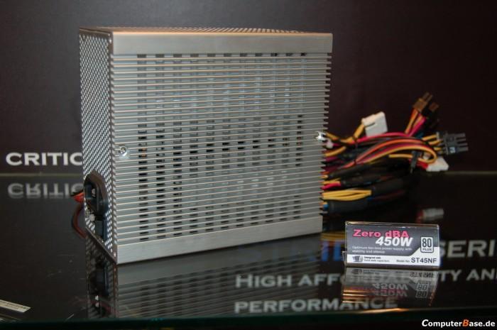 Computex 2008: Silverstone'dan 450 watt'lık pasif güç kaynağı